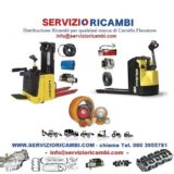 Ricambi per Transpallet Hyster