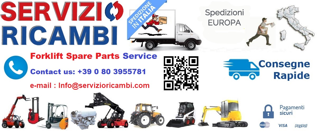 Spare parts Service Forklift