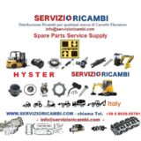 Hyster 4015344 Ricambi Spare Parts Supply