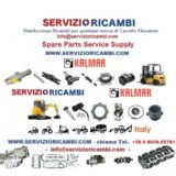 Kalmar 436652098 Ricambi Spare Parts Supply