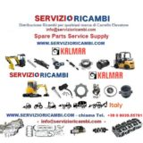 Kalmar 90023486 Ricambi Spare Parts Supply