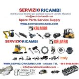 Kalmar 90026594 Ricambi Spare Parts Supply
