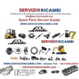 Linde VW03L115562 Ricambi Spare Parts Service