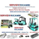 16A62-10100 Ricambi Forklift Spare Parts Service