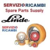 Ricambi Linde guide wheel spare parts supply