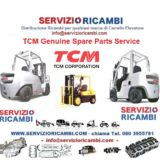Ricambi TCM Spare Parts Service Supply