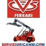 Spare Parts Reach Stackers CVS-Ferrari