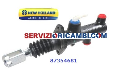 87354681 Pompa Freno New Holland